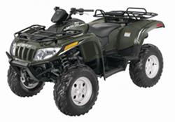 Einziges Diesel ATV am Markt